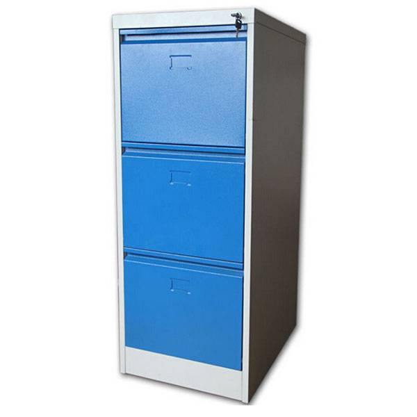 CY-C301 Factory price office KD vertical filing cabinet