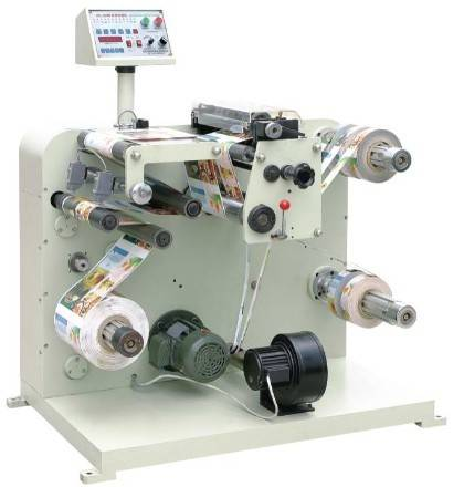Adhesive Label Paper Slitting Machine (xmy017)