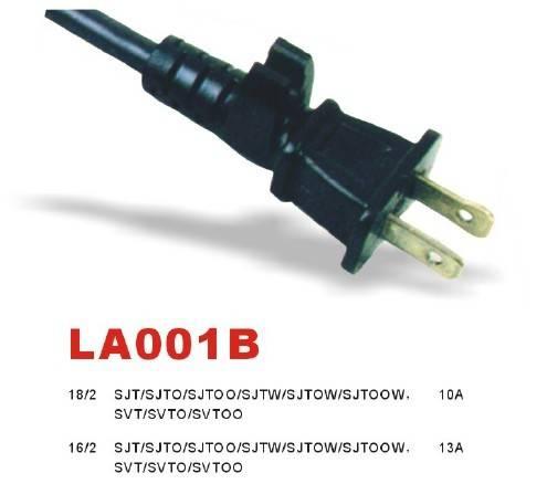 NEMA1-15P 15A 125V~ Power supply cords