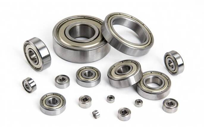 630&670 Series Miniature Ball Bearings