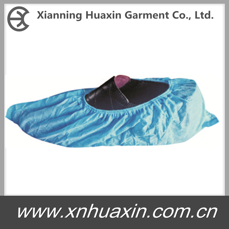 HXS-01:Nonwoven PP Shoecover