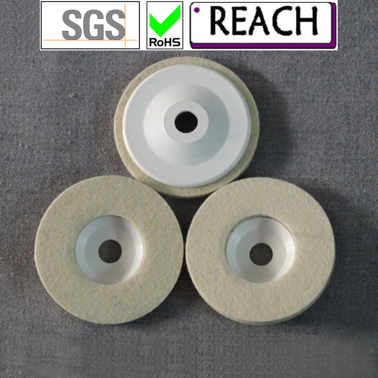 PLASTIC CAPWOOL WHEEL DISC