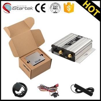 vehicle gps tracker/sim card gps car tracker anti jammer