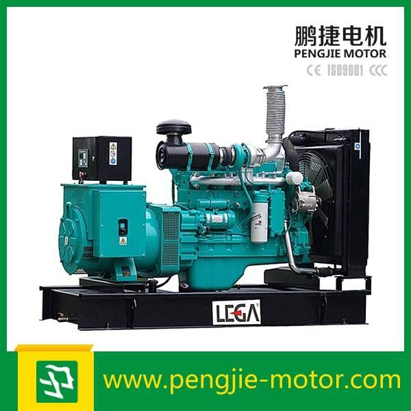 China supplier diesel engine open type diesel generator genset