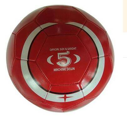 best promotional pvc size 5 soccer ball footbal