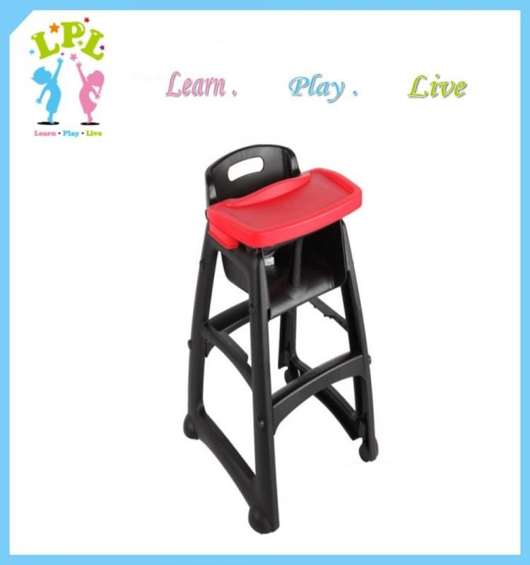 Durable PP material baby dining chair kids furniture children chair