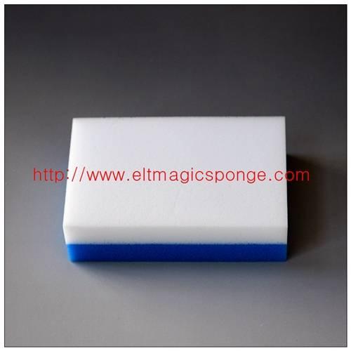 MagicDual Sides Magic Melamine Foam Sponge Pad for Dishes Washing
