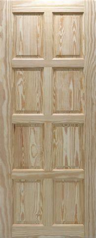 Solid Pine Door