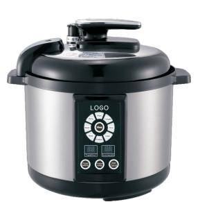 Model#D5KF stainless steel pressure cooker