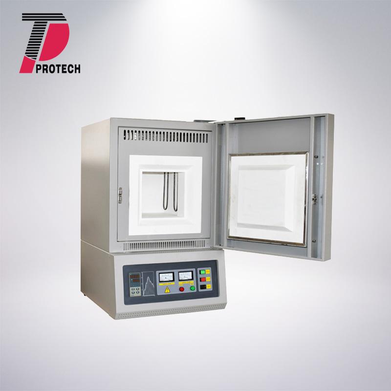 High temperature sintering muffle furnace
