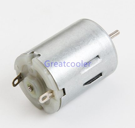 Greatcoler Pulse gearbox DC motors with brush