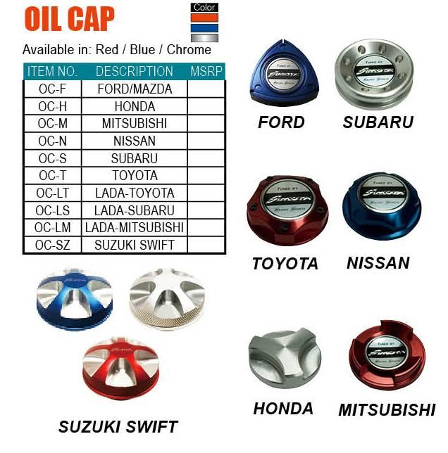 SIMOTA Oil Cap