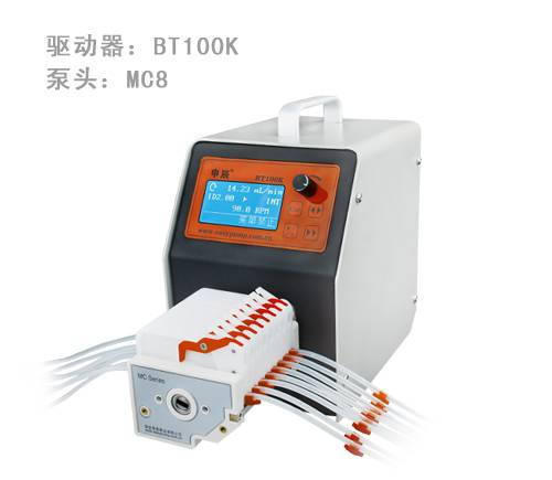 Multichannel Peristaltic Pump
