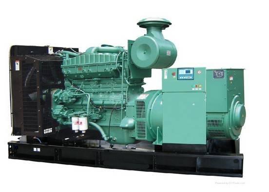 PERKINS 50HZ 400V 520kw diesel generator