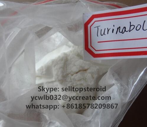 Raw Steroid Powder 4-Chlorodehydromethyltestosterone/ Oral Turinabol/ T-Bol