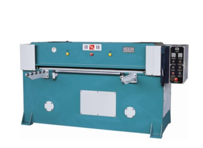 four pillar hydraulic cutting machine