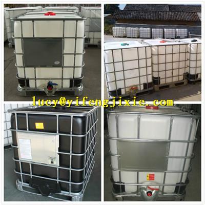 IBC water tank blow molding machinery