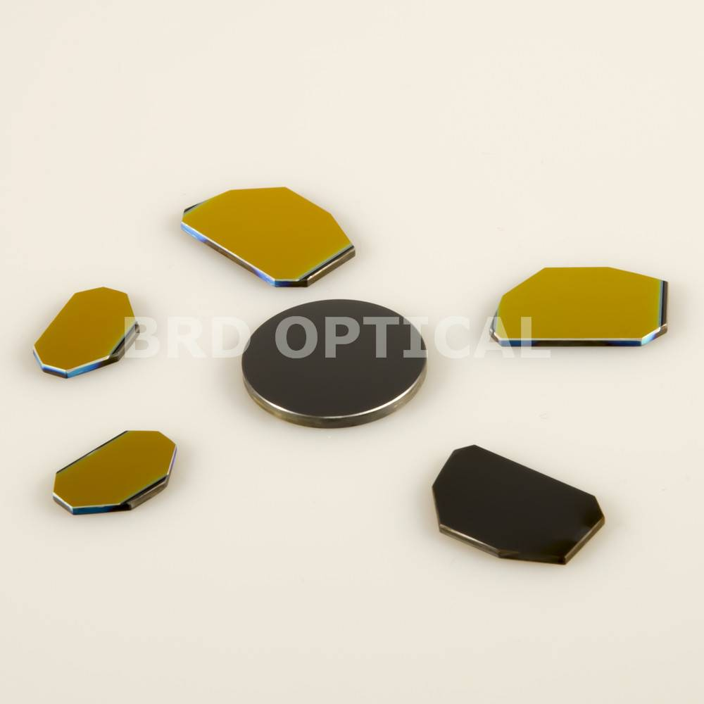 high laser si reflective optical mirrors,Custom special Si/Ge Infrared lens