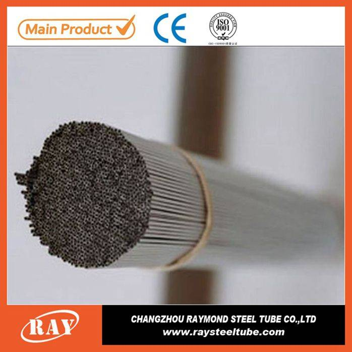 High precision din2391 CK45 35mm silvery carbon steel tube