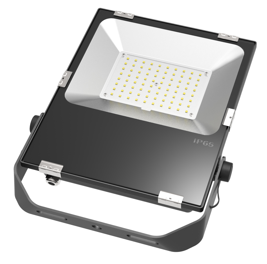 Led Flood Light IP65 135lm/w 200w Mean Well Driver Lumileds 3030 Chips