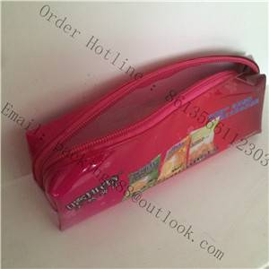 Pvc pencil  cases ,UV print pen cases
