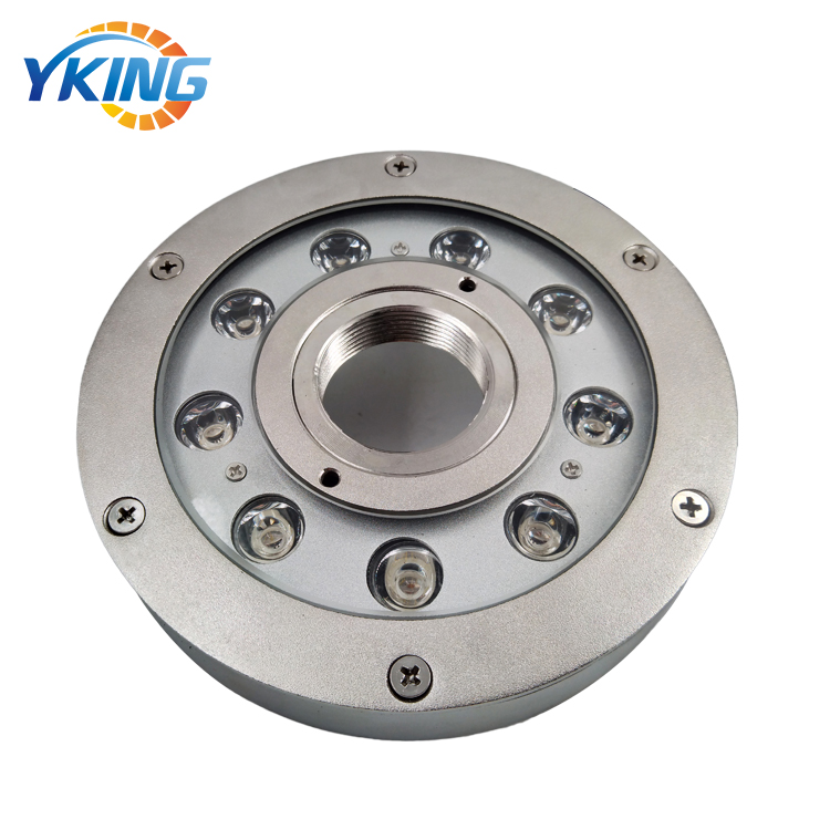 316L Stainless Steel 27W RGB LED Fountain Lights