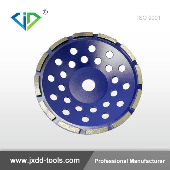 Single Row Cup Grinding Wheel