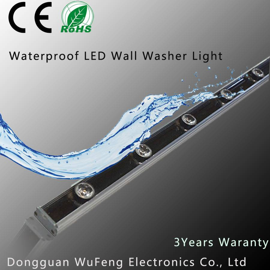 Waterproof LED Wall Washer Light