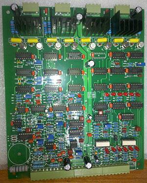 board #3 for HF welder