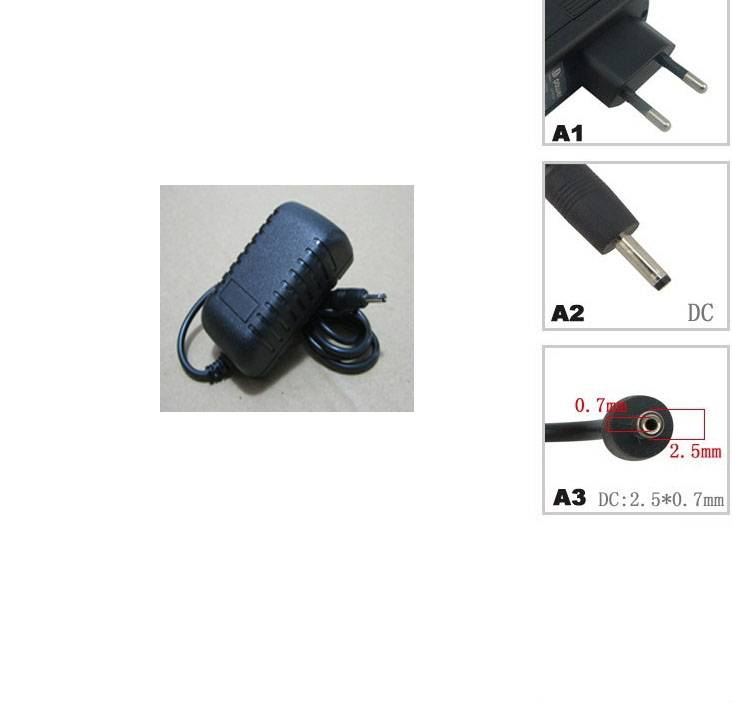 USB 5V 2A PC Power Adapter AC Charger for Tablet PC