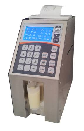 Master LM3 milk analyzer