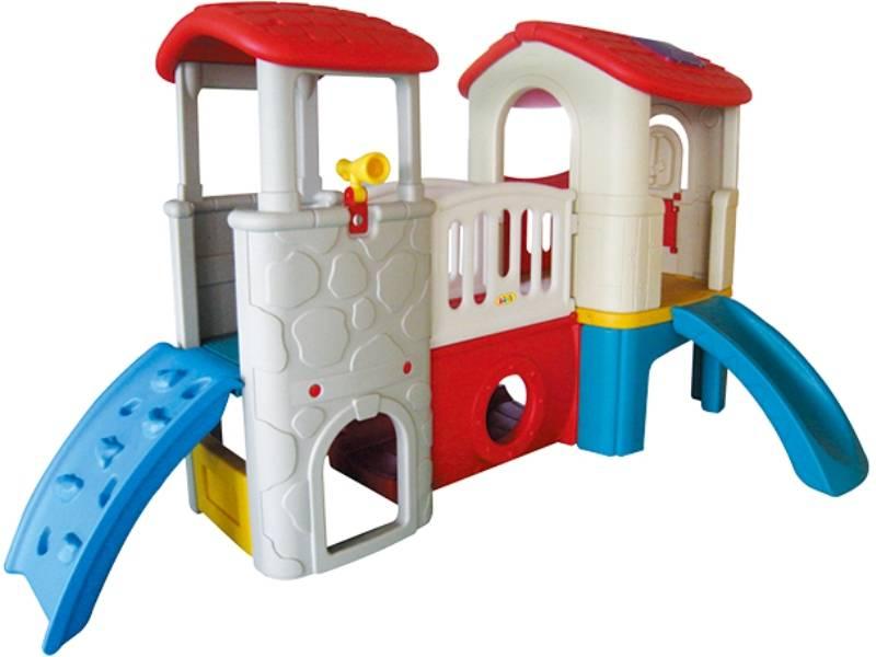 Hottest Comprehensive Toy Kids Club Outdoor Playground Equipment WD-W019