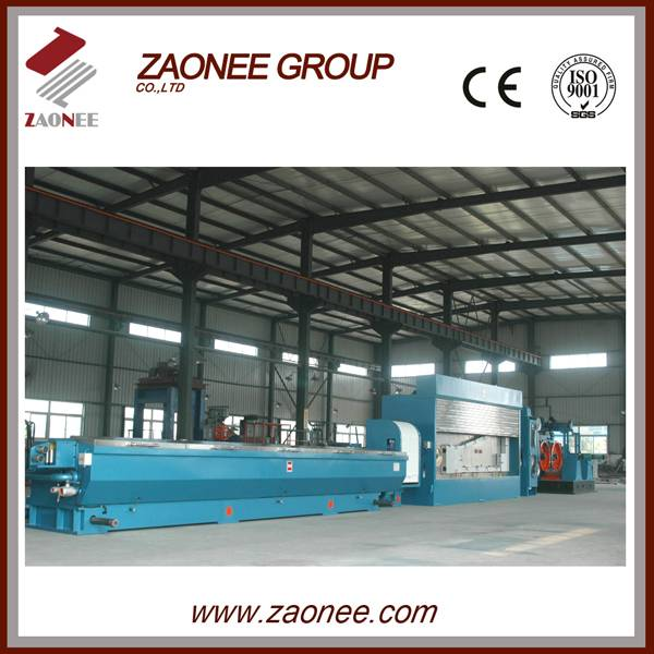 copper wire drawing machine withe annealing machine