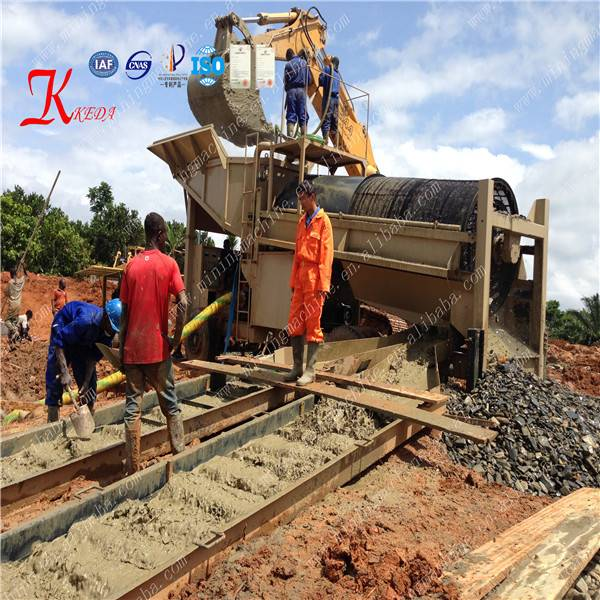 Durable best performance Gold Mining Machine