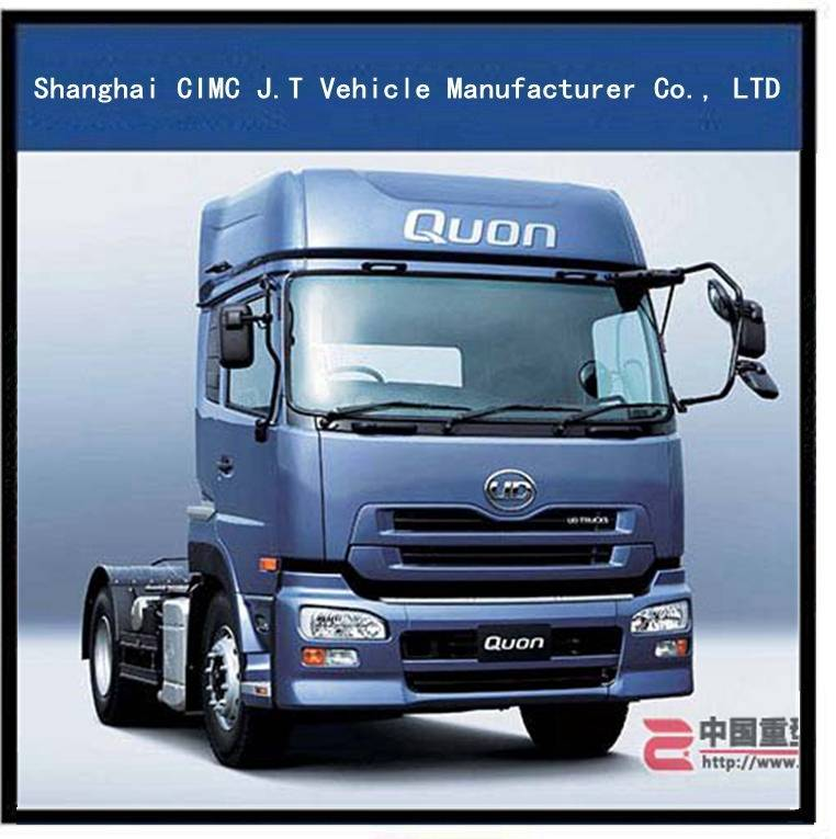 Nissan Ud Tractor Truck 4X2