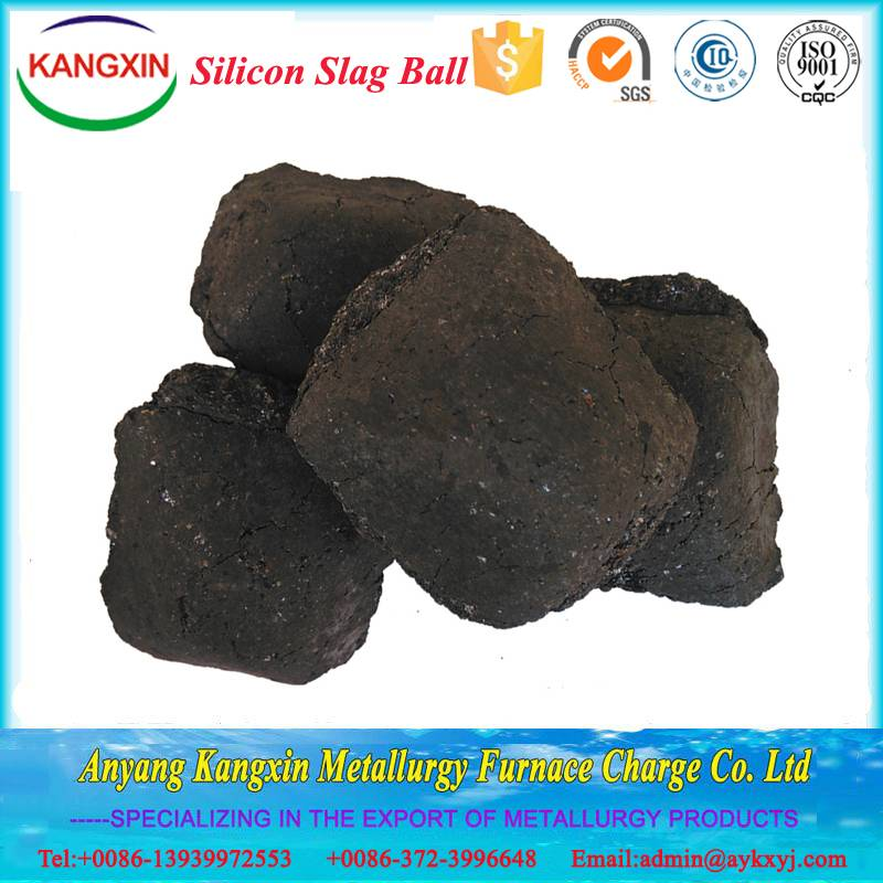 Supply silicon slag ball with high quality