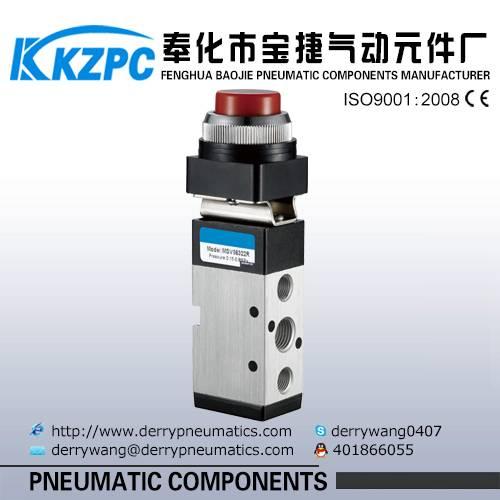 Pneumatic Part/Mechanical Valve/Pneumatic Component-MOV/JM/MSV