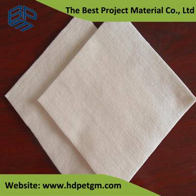PP Nonwoven Needle Punched Geotextile Fabric