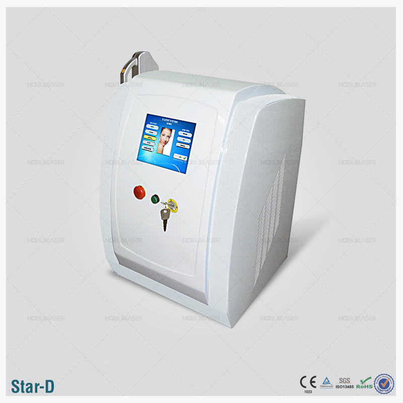 2018 Latest Portable IPL Machine for Hair Removal Acne Pigment Removal and Skin Rejuvenation