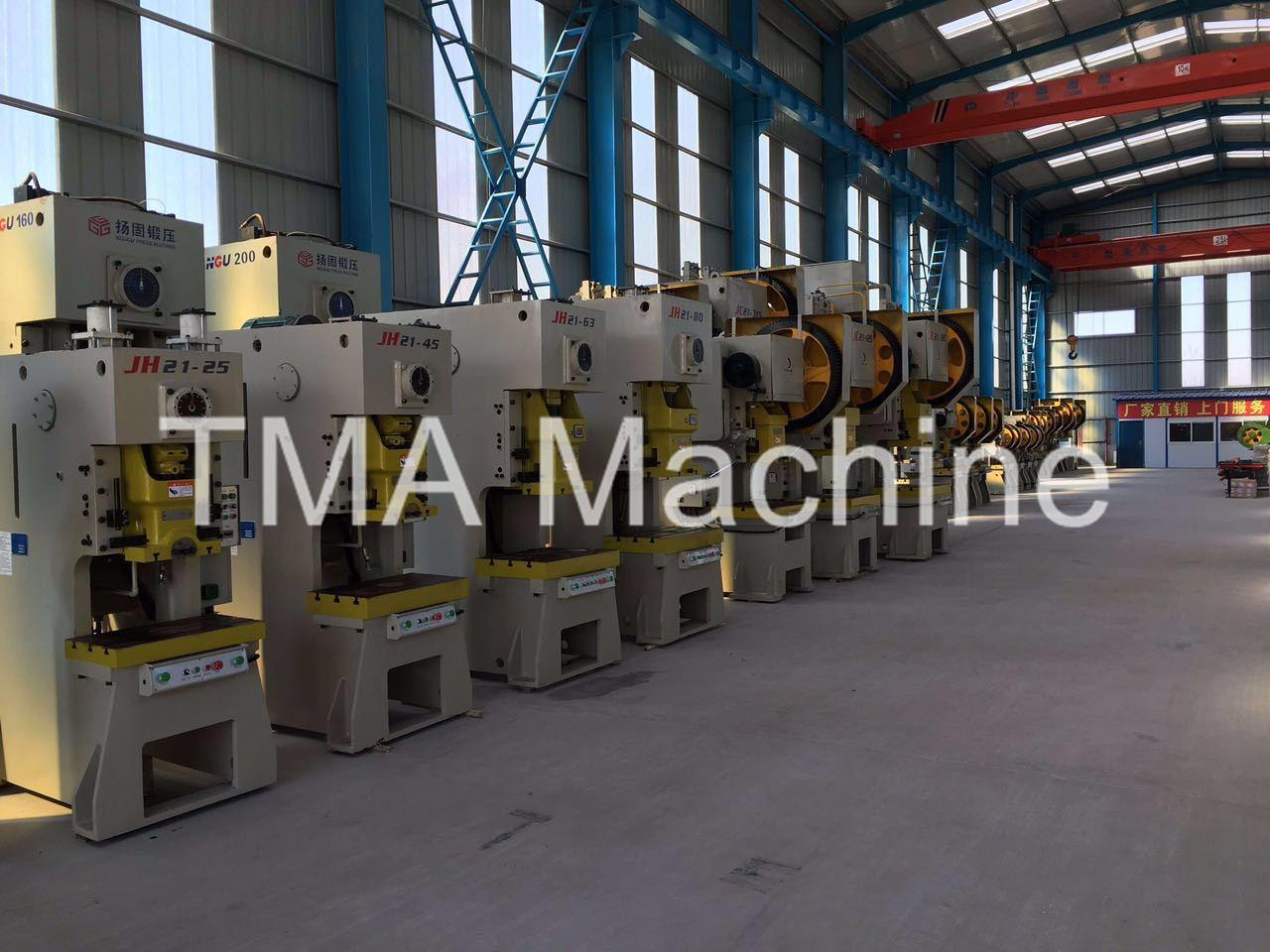High Quality 10 ton 3000mm mechanicalpowerpress