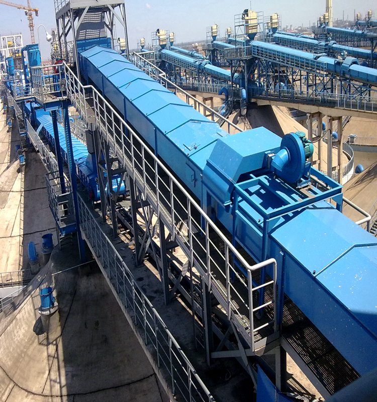 Air Supported Belt Conveyors