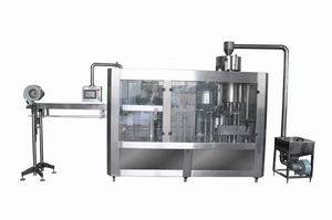 Water Machine for Small Bottled Water Production
