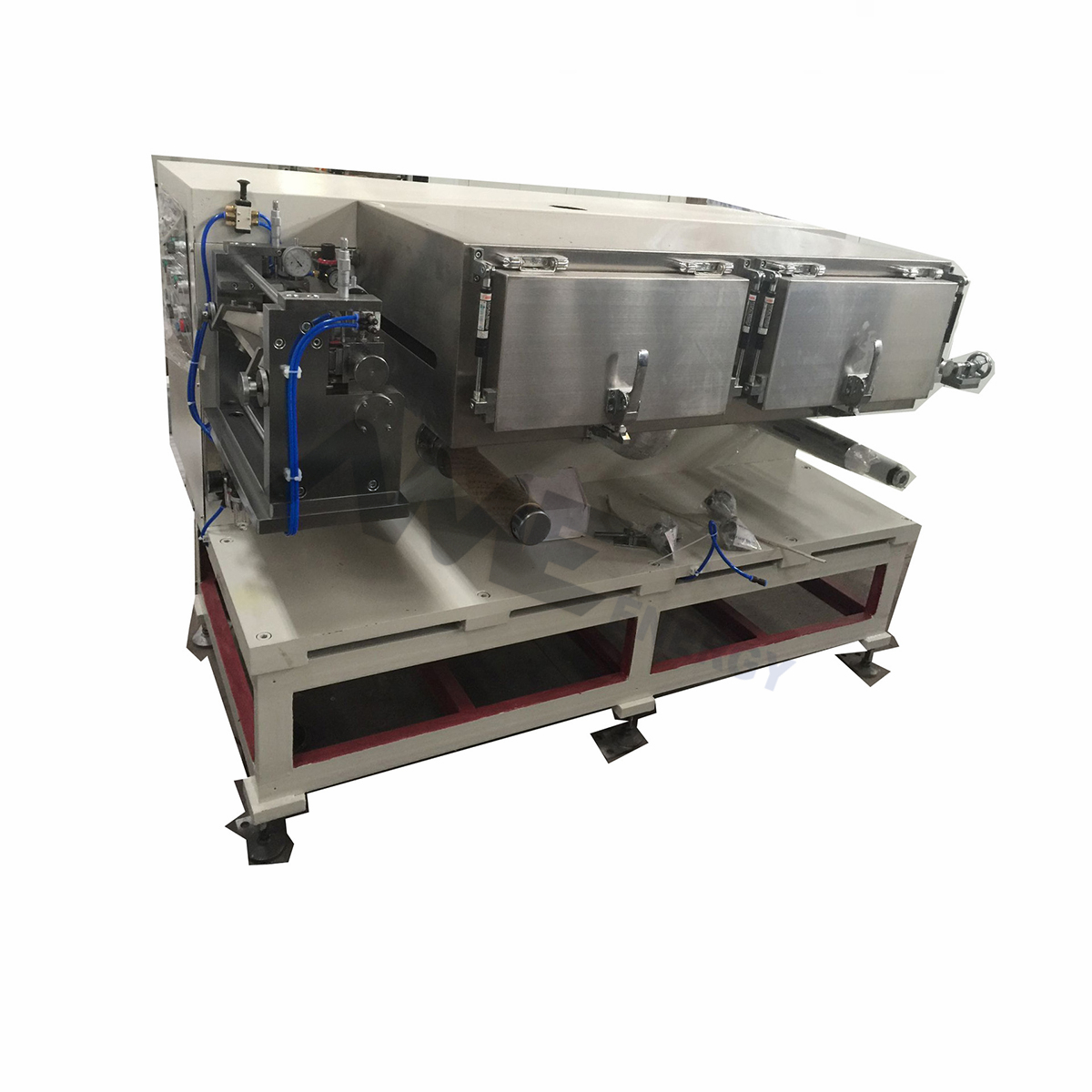Continuous Lab Coating Machine for lithium battery application