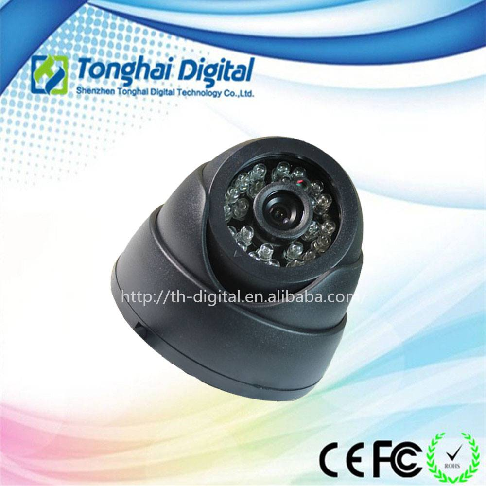 1.3MP 960P  Plastic Dome IR IP Camera new two sided camera