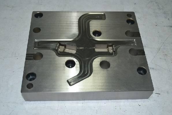 machining auto equipment parts