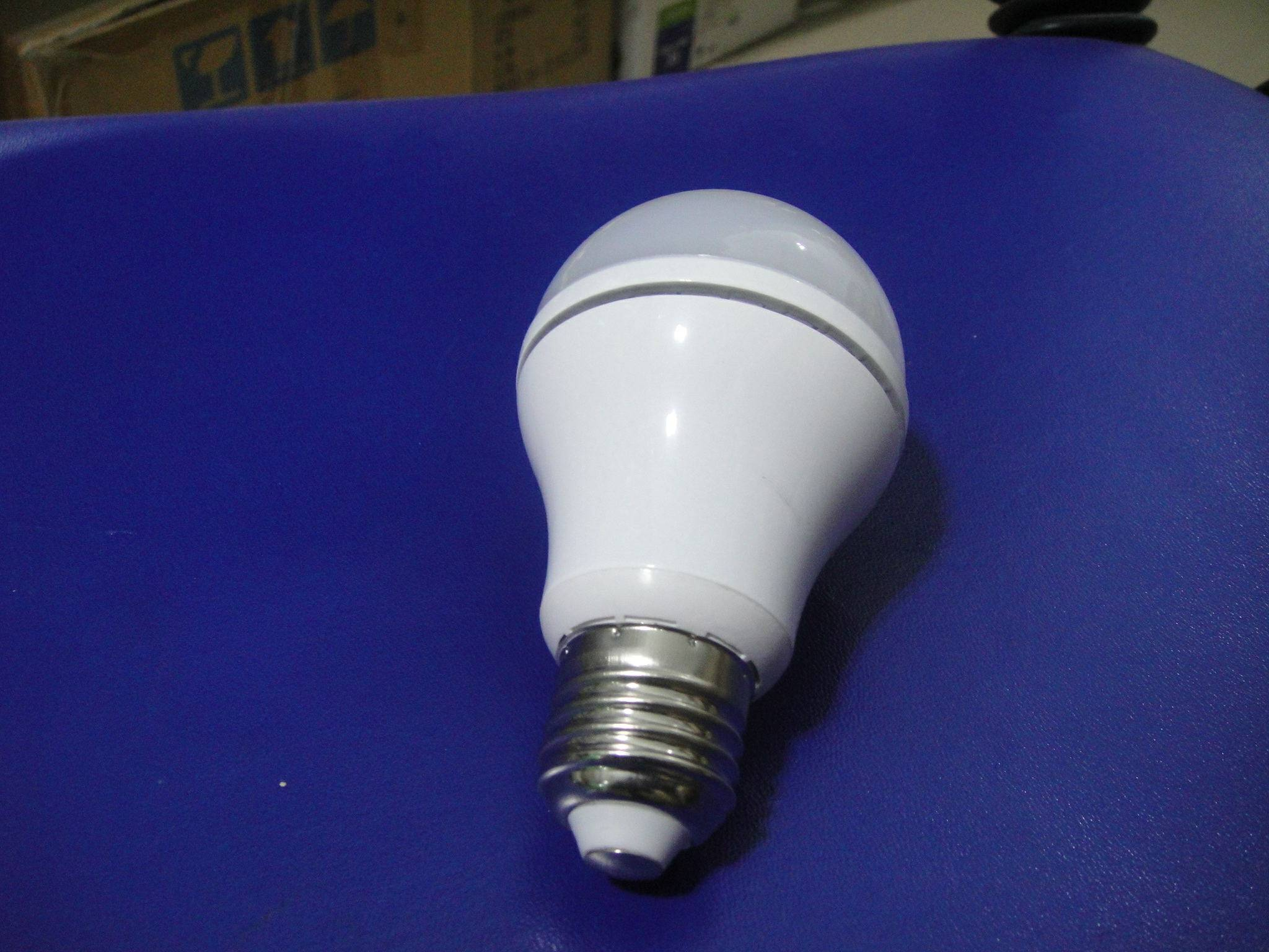 5w LED Bulbs no dimming E27 Epistar chips