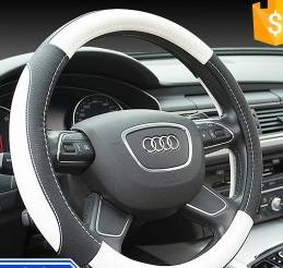 Wholesale Fashional Leather Car Steering Wheel Cover