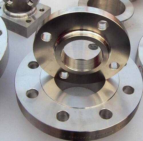 Raised Face Flange (RF) Ring Type Joint Flange (RTJ)