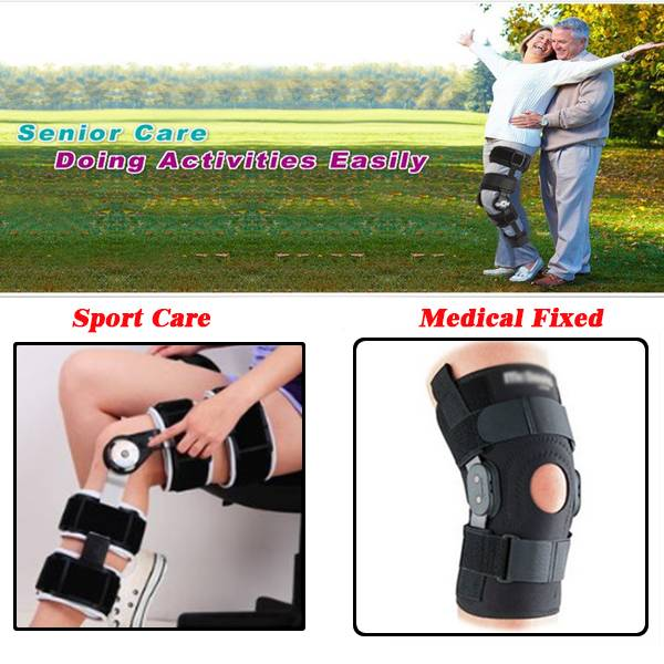 Jushuo Best Selling Dial Hinged Knee Brace
