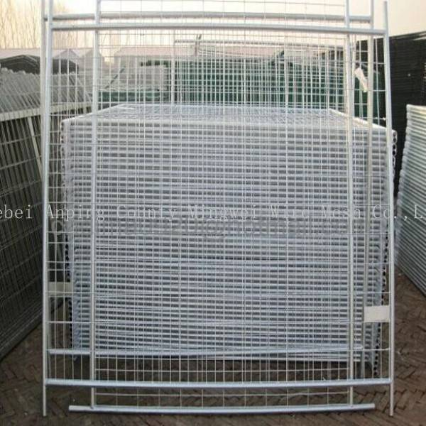 High quanlity and low price welded Australian Temporary Fencing